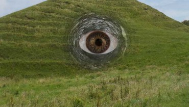 The Eye Of God Cover
